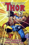 Thor TPB (2009-2010 Marvel) By Dan Jurgens and John Romita, Jr. 1-1ST