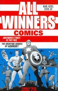 All Winners Comics (2009 Marvel) 1B