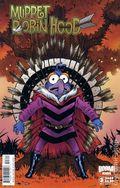 Muppet Robin Hood (2009 Boom Studios) 3B