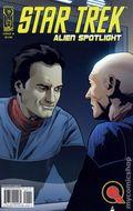 Star Trek Alien Spotlight Q (2009 IDW) 0B