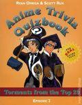 Anime Trivia Quizbook SC (2000-2002) 2-1ST