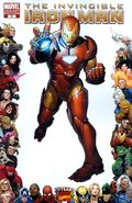 Invincible Iron Man (2008) 16B