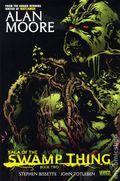 Saga of the Swamp Thing HC (2009-2011 DC/Vertigo) By Alan Moore 2-1ST