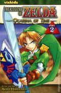Legend of Zelda GN (2008-2010 Viz Digest) 2-1ST