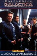 Battlestar Galactica Complete Omnibus TPB (2009 Dynamite) 1-1ST