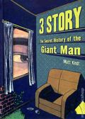 3 Story The Secret History of the Giant Man HC (2009 Dark Horse) 1-1ST