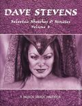 Dave Stevens Selected Sketches and Studies SC (2002) 2A
