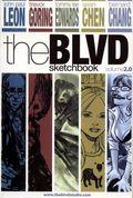 Blvd Sketchbook SC (2005) 2-1ST