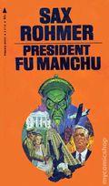 President Fu Manchu PB (1963 Pyramid Novel) 1-REP