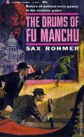 Drums of Fu Manchu PB (1962 Pyramid Novel) 1-1ST