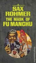 Mask of Fu Manchu PB (1962 Pyramid Novel) 1-REP