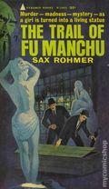 Trail of Fu Manchu PB (1964 Pyramid Novel) 1-1ST