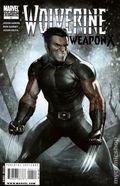 Wolverine Weapon X (2009 Marvel) 4B