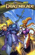 Asrial Cheetah Dragonblade (2001) 1A