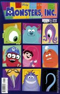 Monsters Inc Laugh Factory (2009 Boom Studios) 1B