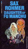 Daughter of Fu Manchu PB (1964 Pyramid Novel) 1-REP