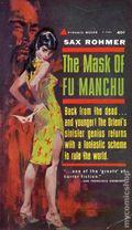 Mask of Fu Manchu PB (1962 Pyramid Novel) 1-1ST