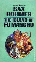 Island of Fu Manchu PB (1963 Pyramid Novel) 1-REP