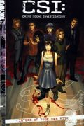 CSI Intern at Your Own Risk GN (2009 Tokyopop Digest) 1-1ST