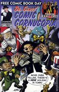 Doctor Chaos Comic Cornucopia Babe Force FCBD 1
