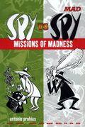 Spy vs. Spy Missions of Madness TPB (2009 Digest) 1-1ST