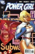 Power Girl (2009 2nd Series) 6A