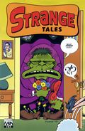 Strange Tales (2009) 2A