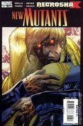 New Mutants (2009 3rd Series) 6A