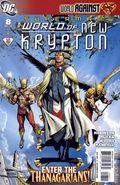 Superman World of New Krypton (2009) 8A