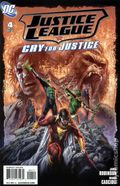 Justice League Cry for Justice (2009) 4