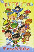 Tiny Titans Welcome to the Treehouse TPB (2009 DC) 1-REP