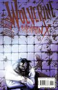 Wolverine Weapon X (2009 Marvel) 6A