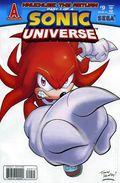 Sonic Universe (2009) 9