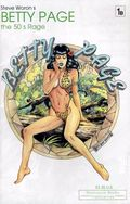 Betty Page The 50s Rage (1991) Reprints 1B