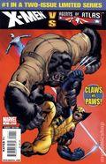 X-Men vs. Agents of Atlas (2009) 1A