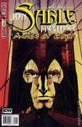 Jon Sable Freelance Ashes of Eden (2009 IDW) 1A