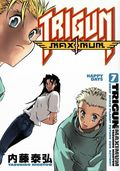 Trigun Maximum TPB (2004-2009 Digest) 7-1ST