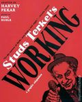 Studs Terkel's Working GN (2009 New Press) 1-1ST