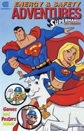 Energy and Safety Adventures Superman and Friends (2006) Con Edison Giveaway 0
