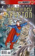 Superman World of New Krypton (2009) 7B