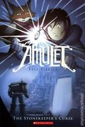 Amulet GN (2008- Scholastic Press) 2-1ST