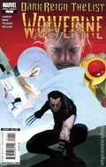 Dark Reign The List Wolverine (2009) 1A