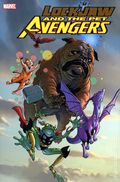 Lockjaw and the Pet Avengers HC (2009) 1-1ST