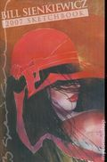 Bill Sienkiewicz Sketchbook 2007