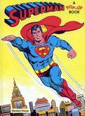 Superman A Pop-Up Book HC (1979 Random House) 1-1ST