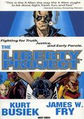 Liberty Project Fighting for Truth, Justice, and Early Parole TPB (2003 About Comics) 1-1ST