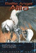 Battle Angel Alita TPB (1994 Viz) 1-REP