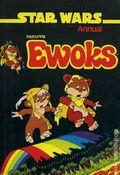 Star Wars Annual Featuring Ewoks HC (1985 Marvel) 1-1ST