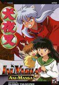 Inu Yasha GN (2004-2008 Ani-Manga) 15-1ST