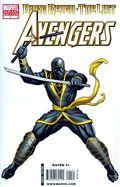 Dark Reign The List Avengers (2009) 1B